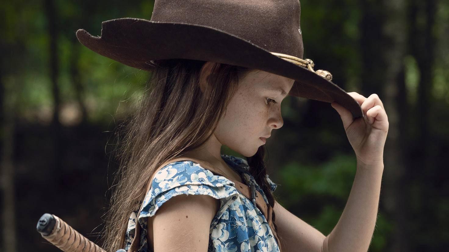 The Walking Dead-S09E09-Judith-Jackson Lee Davis-AMC-2