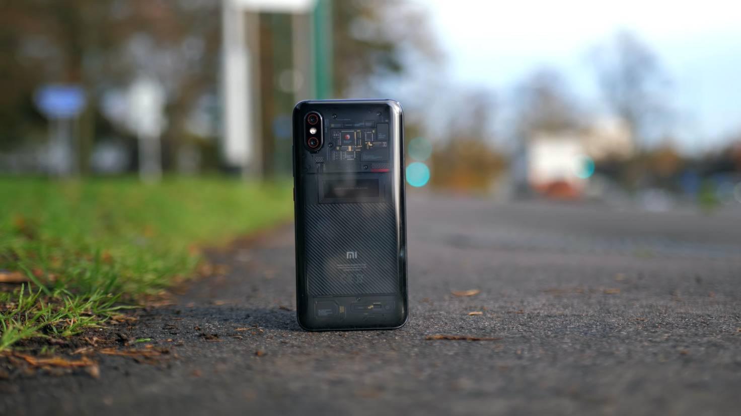 Xiaomi-Mi-8-Pro-Rückseite