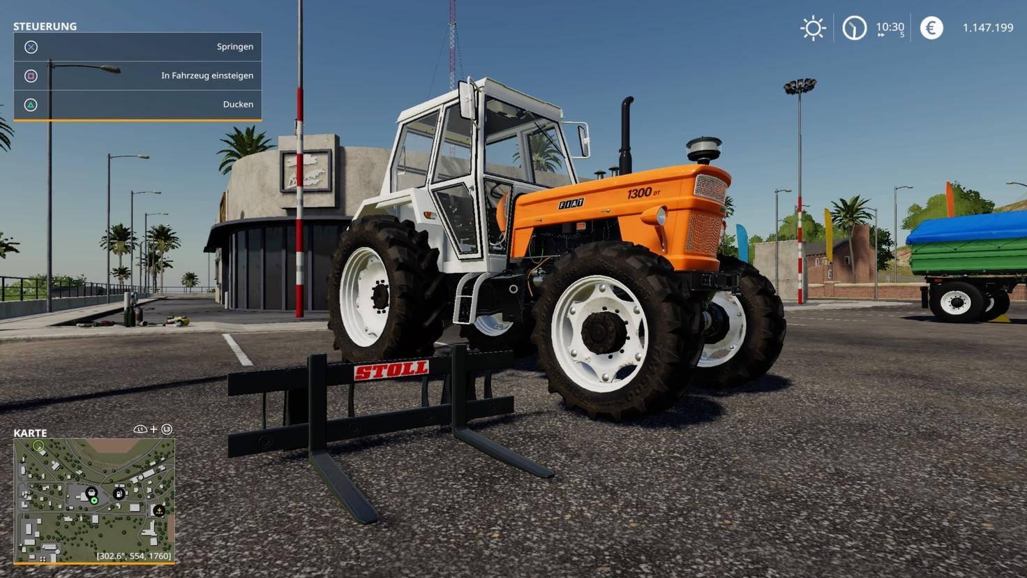 landwirtschafts-simulator-19-frontlader