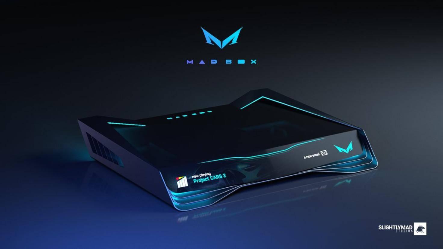 Das futuristische, vierte Design sieht sehr chic aus.