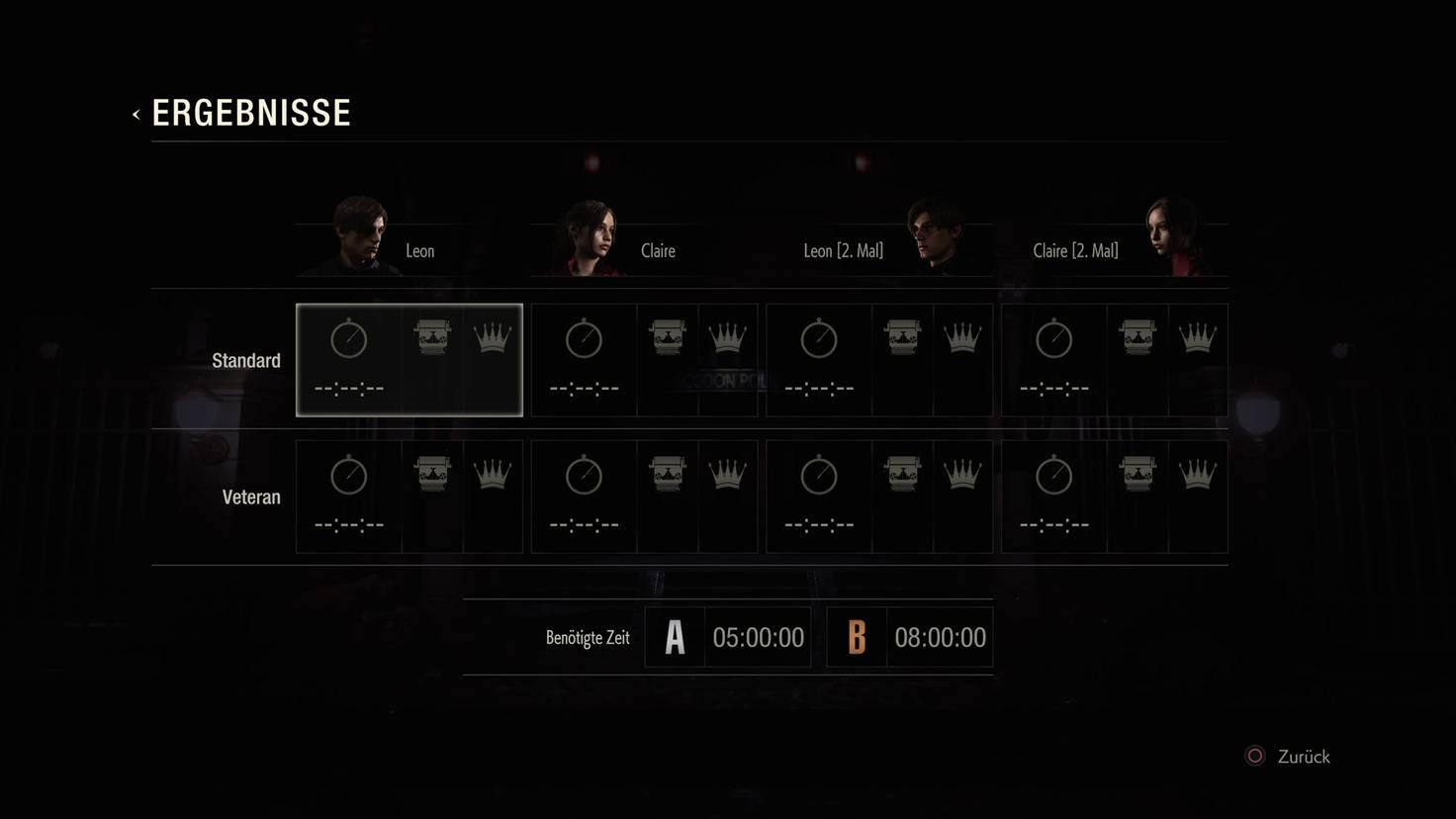 Nach dem ersten Durchspielen gibt es noch eine ganze Menge zu tun.
