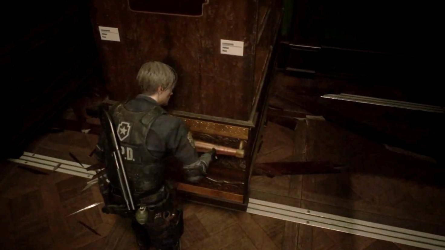 Resident Evil 2 Wagenheber In Der Bibliothek So Kannst Du Den