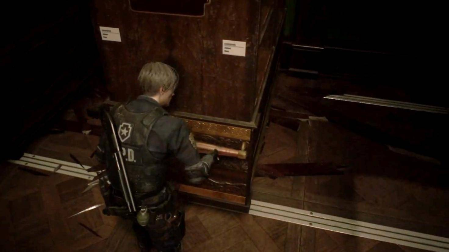 resident-evil-2-remake-bibliothek-rätsel-screenshot