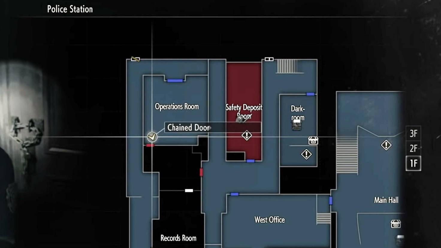 Im Besprechungszimmer findest Du das Elektronikgerät.