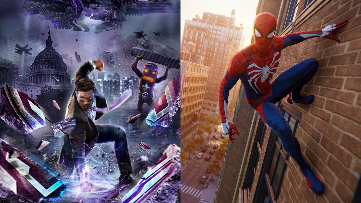 Superhelden-Feeling in der Open-World gibt's auch auf der PS4.