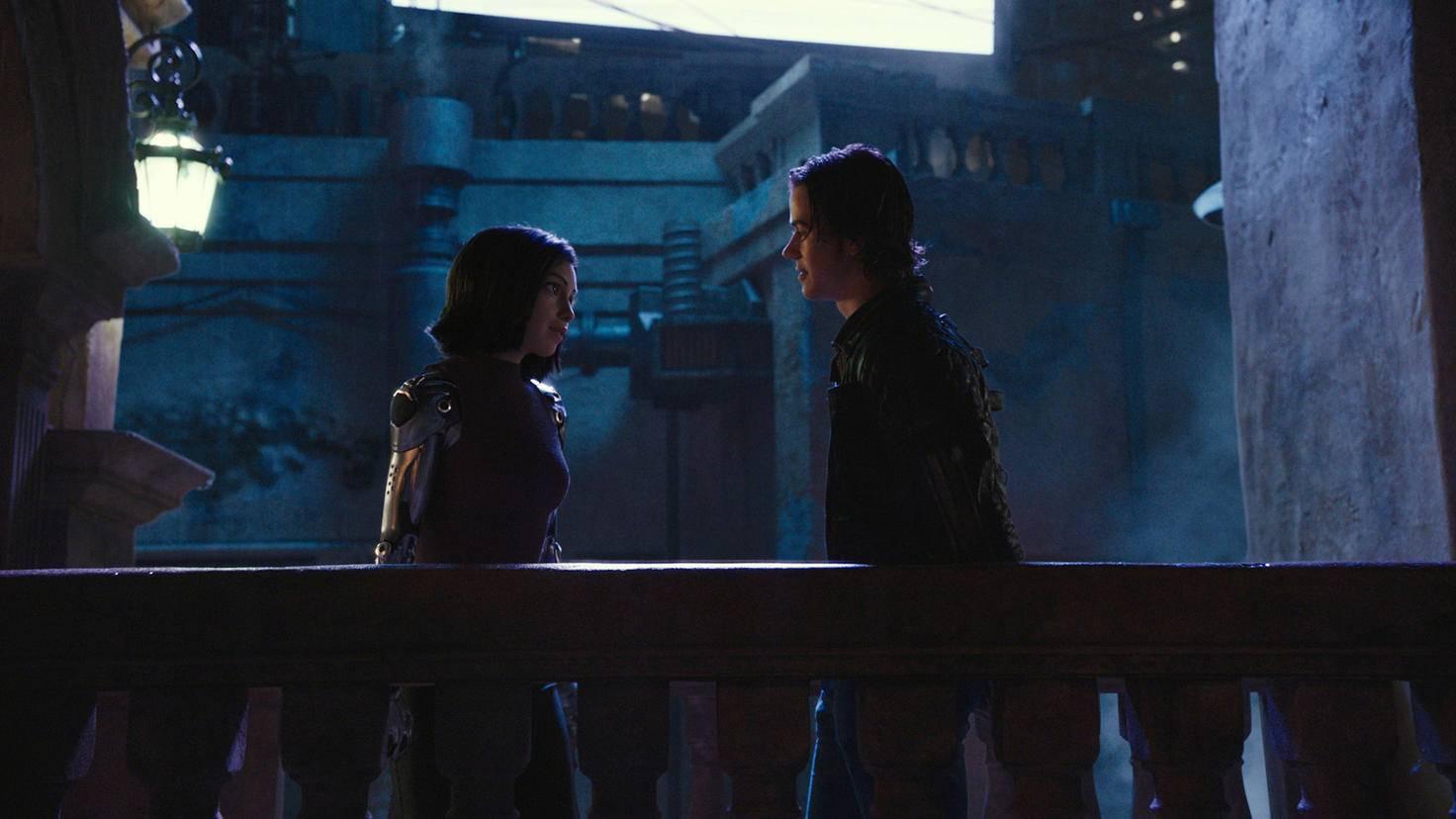 """Alita: Battle Angel""-Szenenbild"