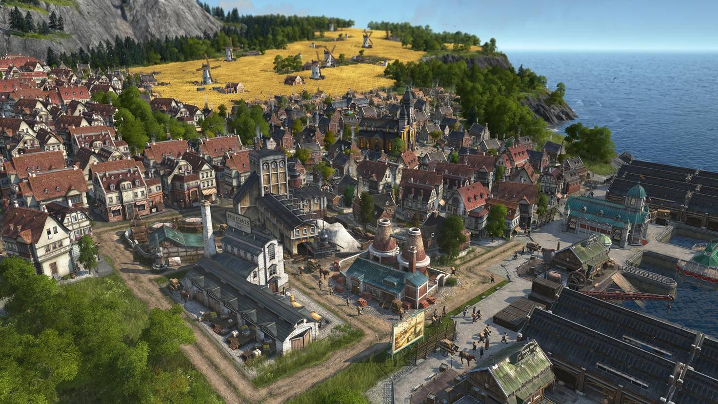 Nur glückliche Handwerker sind gute Handwerker! Sie sorgen dafür, dass Deine Stadt floriert.
