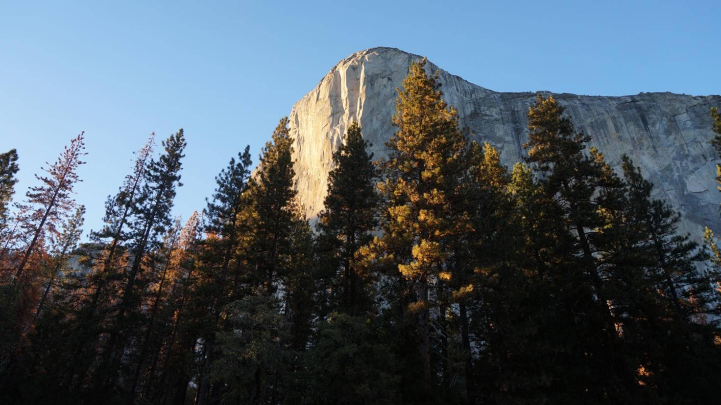 Mit Abstand am furchteinflößendsten wirkt El Capitan.