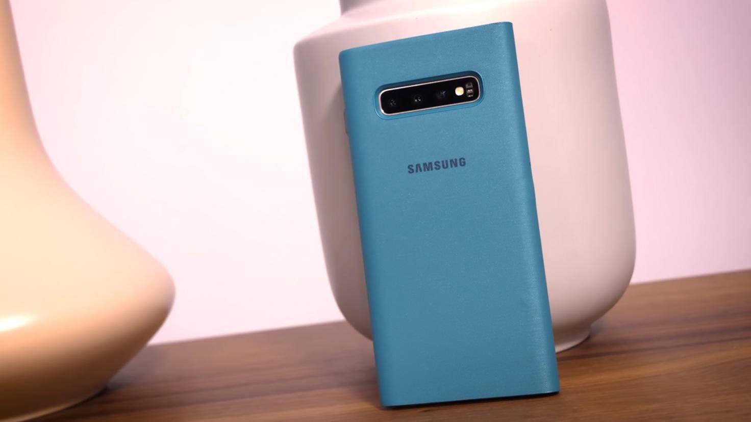 Galaxy S10 Cover