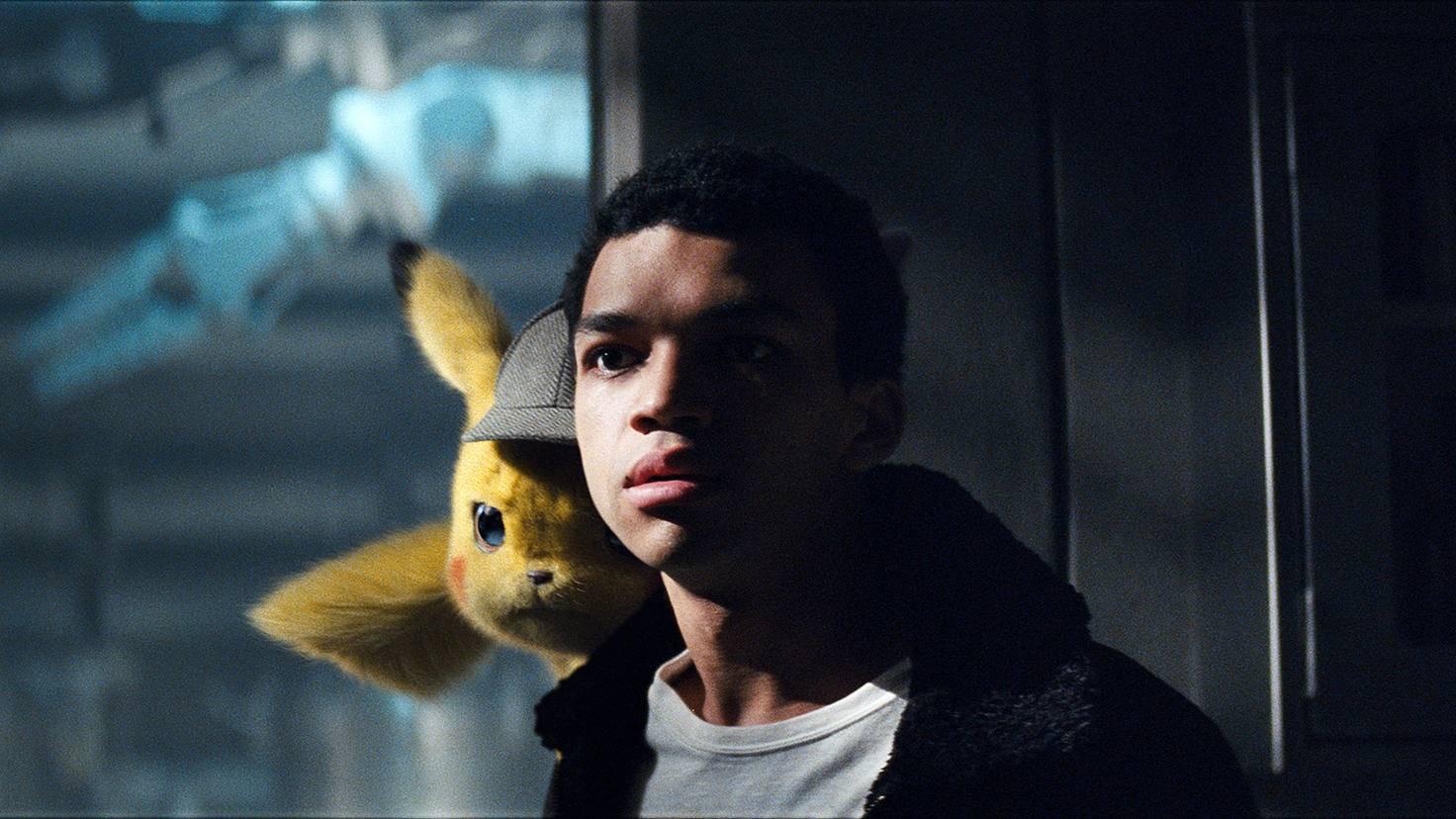Justice Smith in Meisterdetektiv Pikachu Detective Pikachu