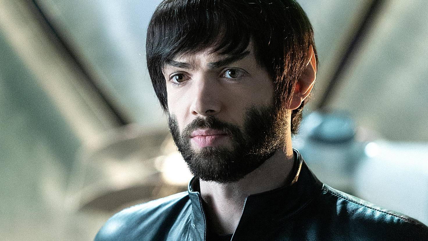 Star Trek Discovery-Spock-CBS Interactive Inc All Rights Reserved