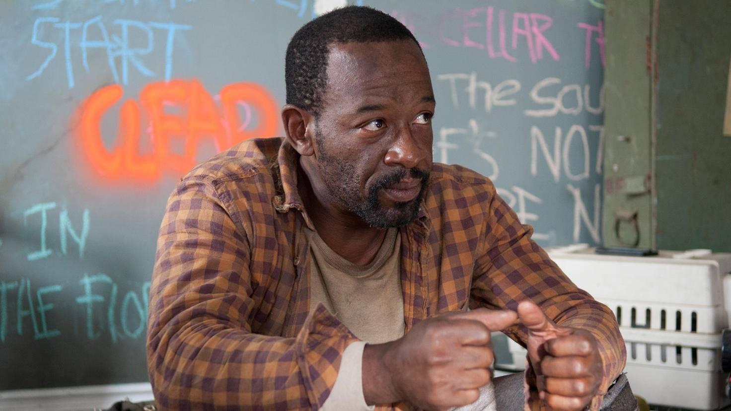 The Walking Dead-S03E12-Morgan-Gene Page-AMC