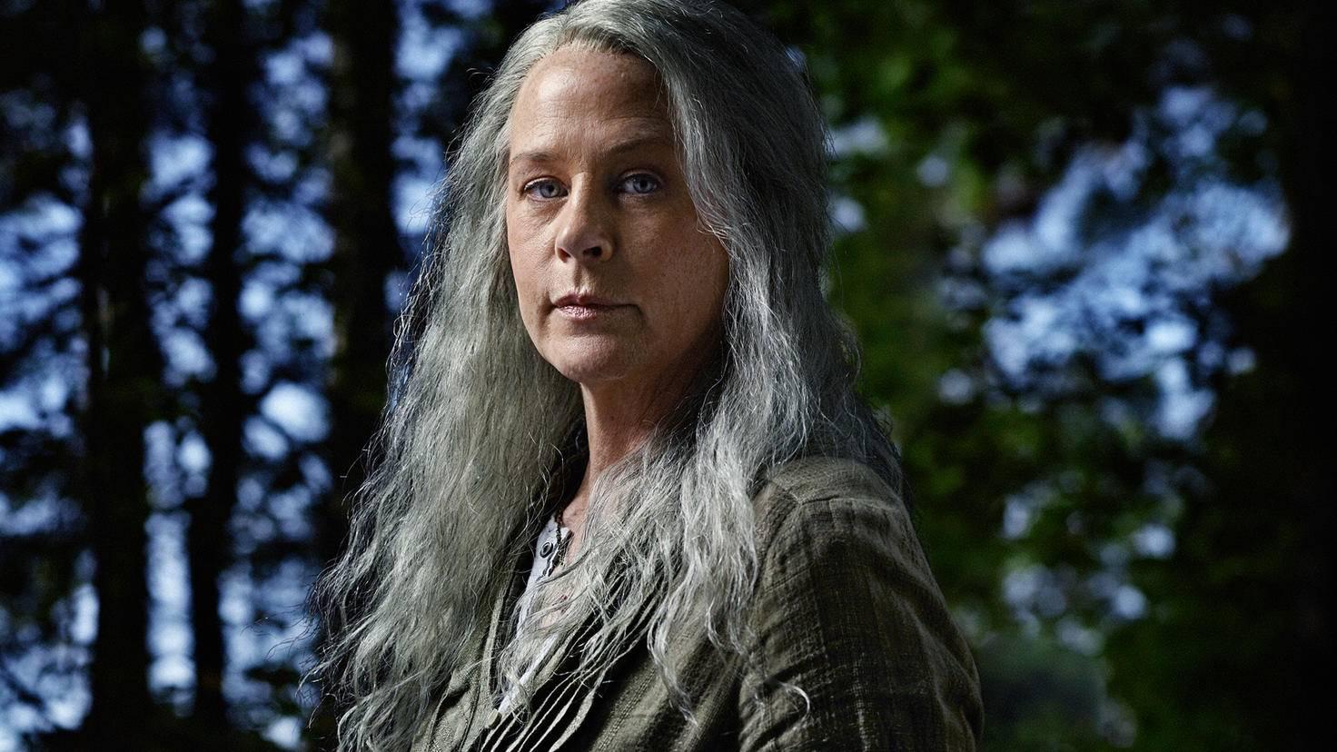 The Walking Dead-S09-Poster-Carol-Michael Muller-AMC