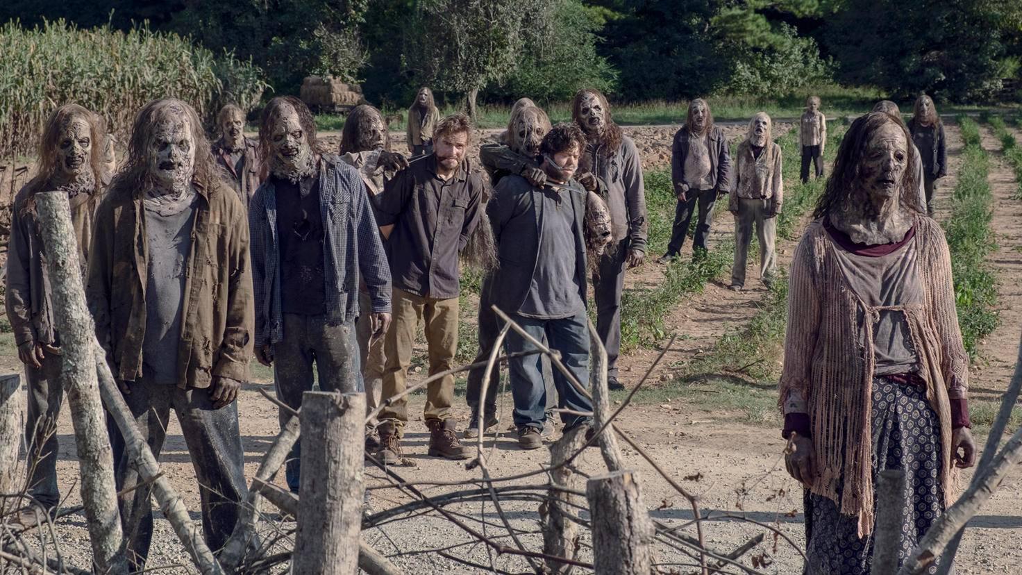 The Walking Dead-S09E11-Alden-Luke-Whisperer-Gene Page-AMC