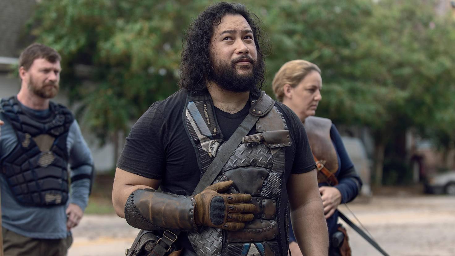 The Walking Dead-S09E11-Jerry-Gene Page-AMC