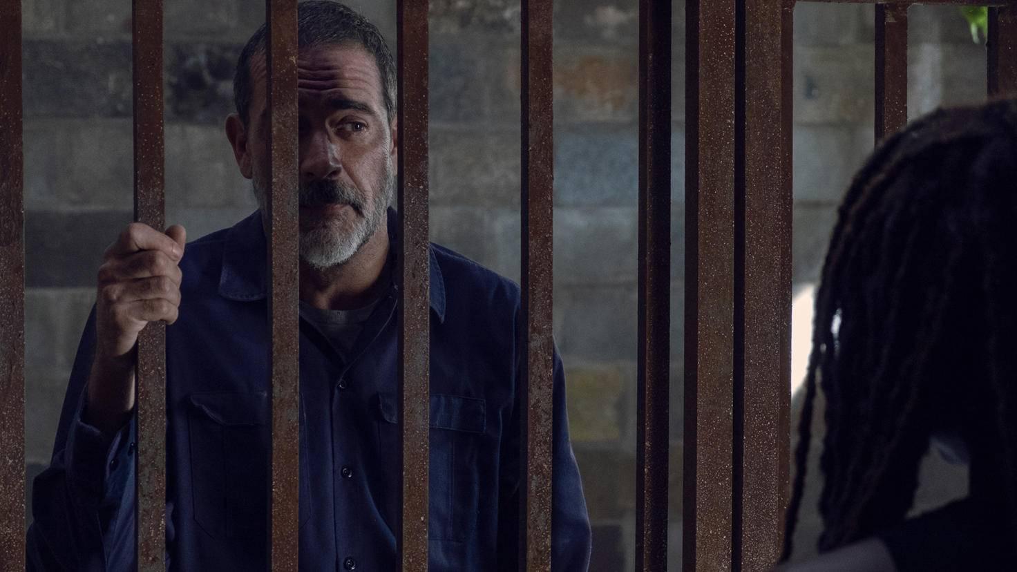 The Walking Dead-S09E12-Negan-Michonne-Gene Page-AMC