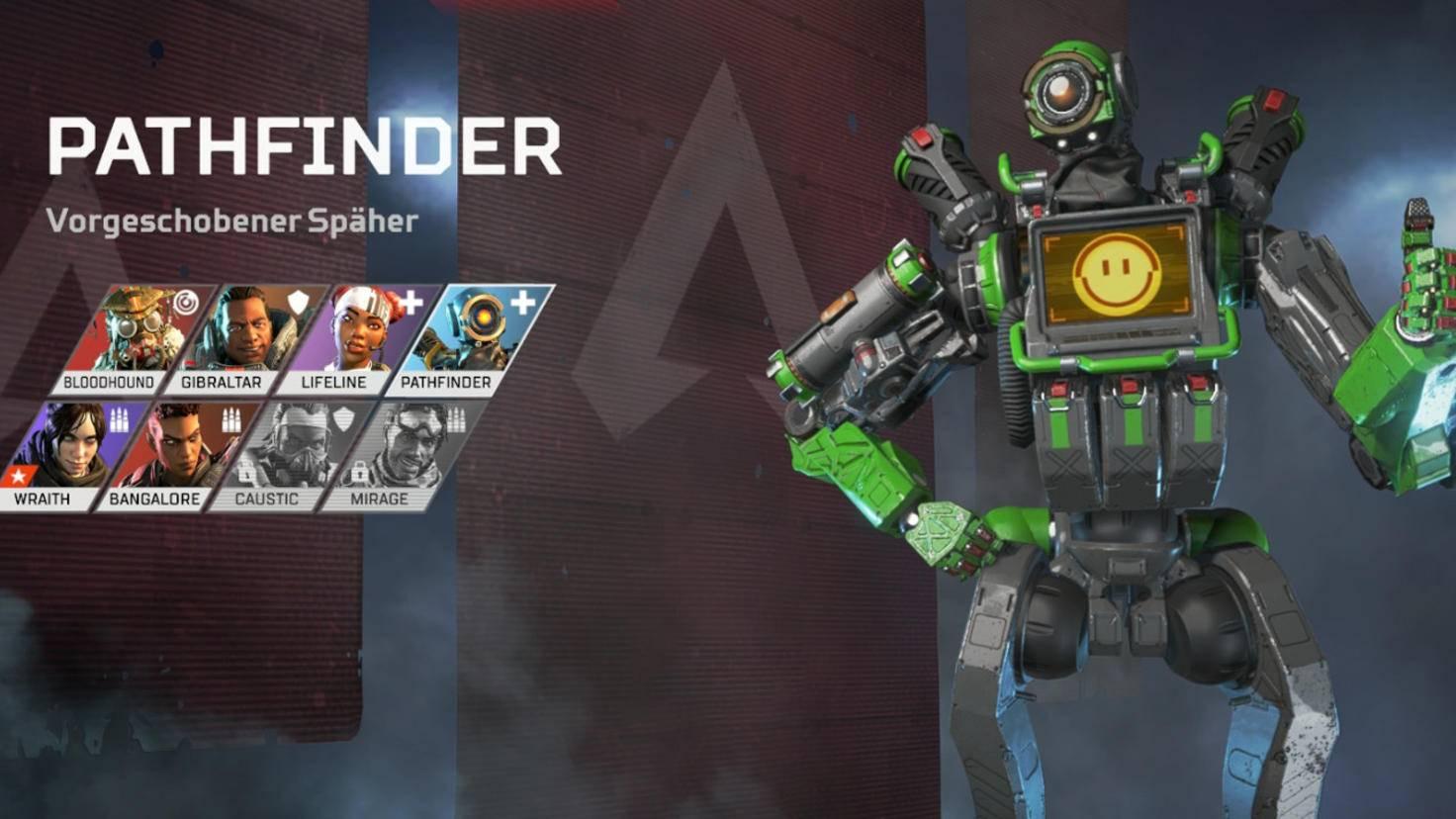 Der Robo-Kumpel von Nebenan: Pathfinder.