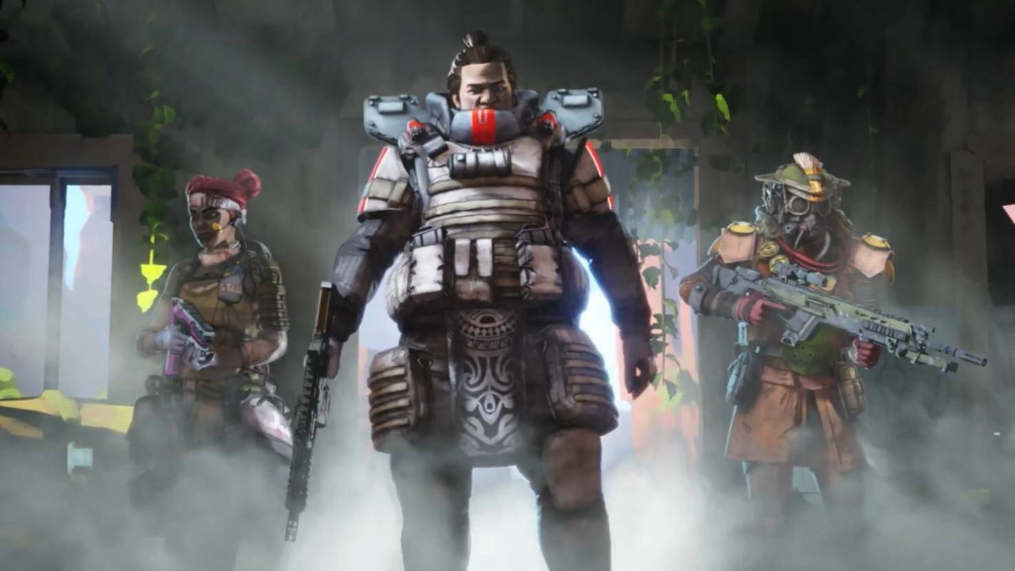 """""""Apex Legends"""" konnte das Battle-Royale-Jahr 2019 mit einem Knall einläuten."""
