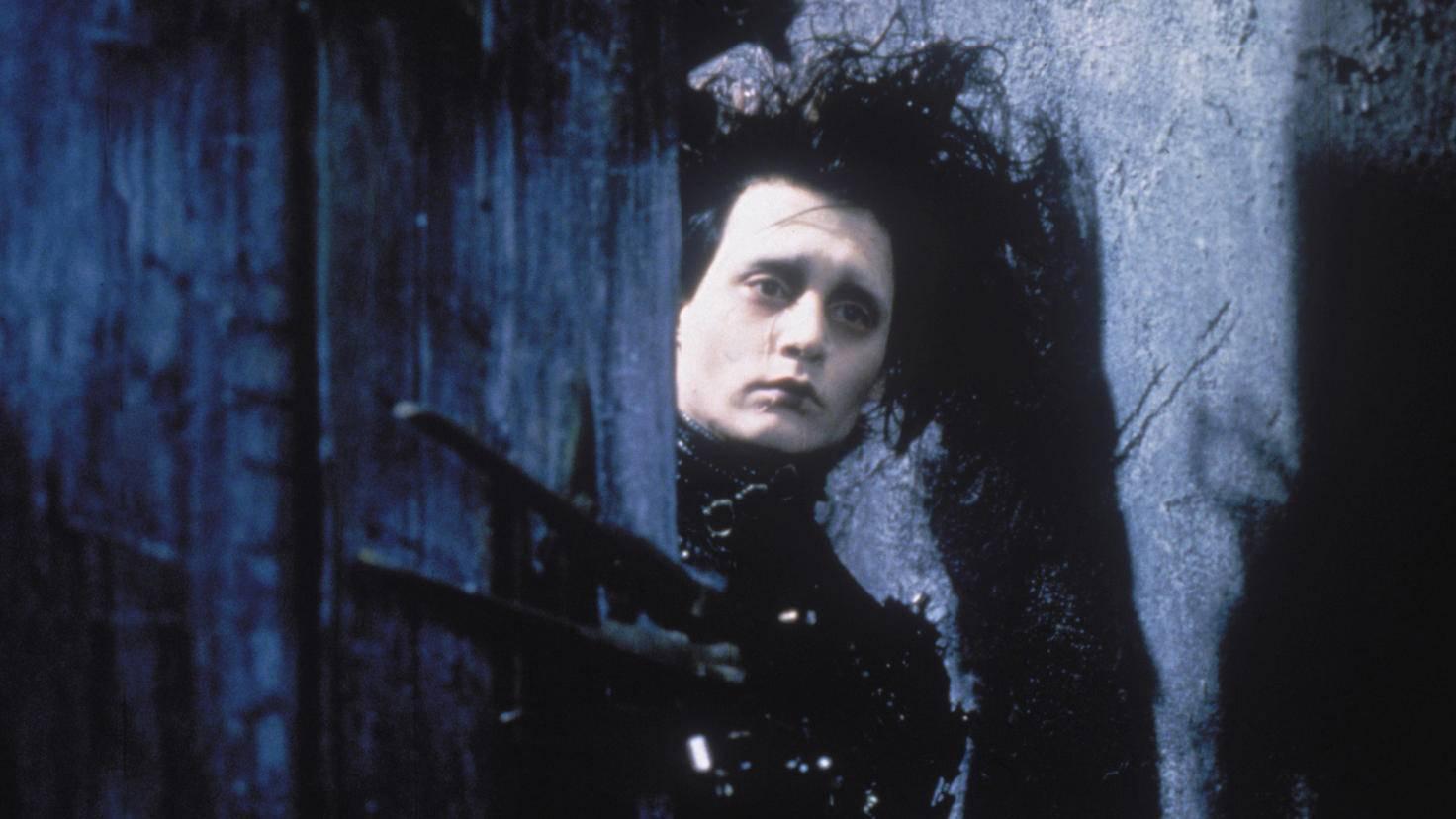Johnny Depp Edward mit den Scherenhänden