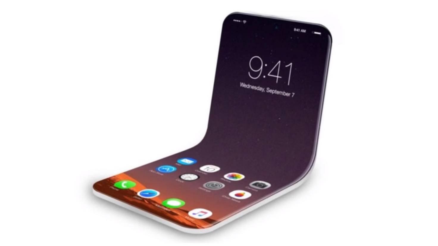 faltbares iPhone