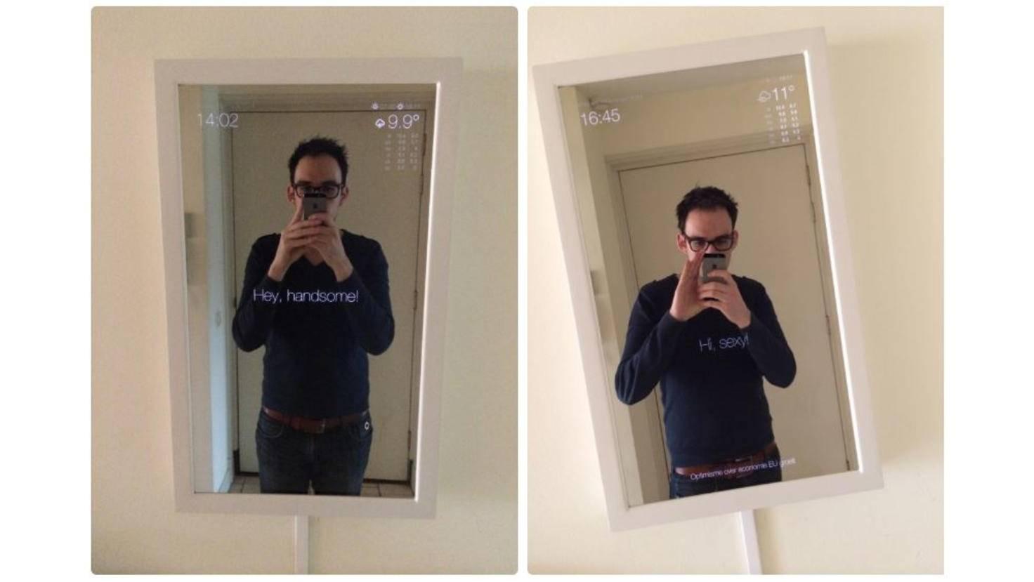 raspeberry-pi-magic-mirror