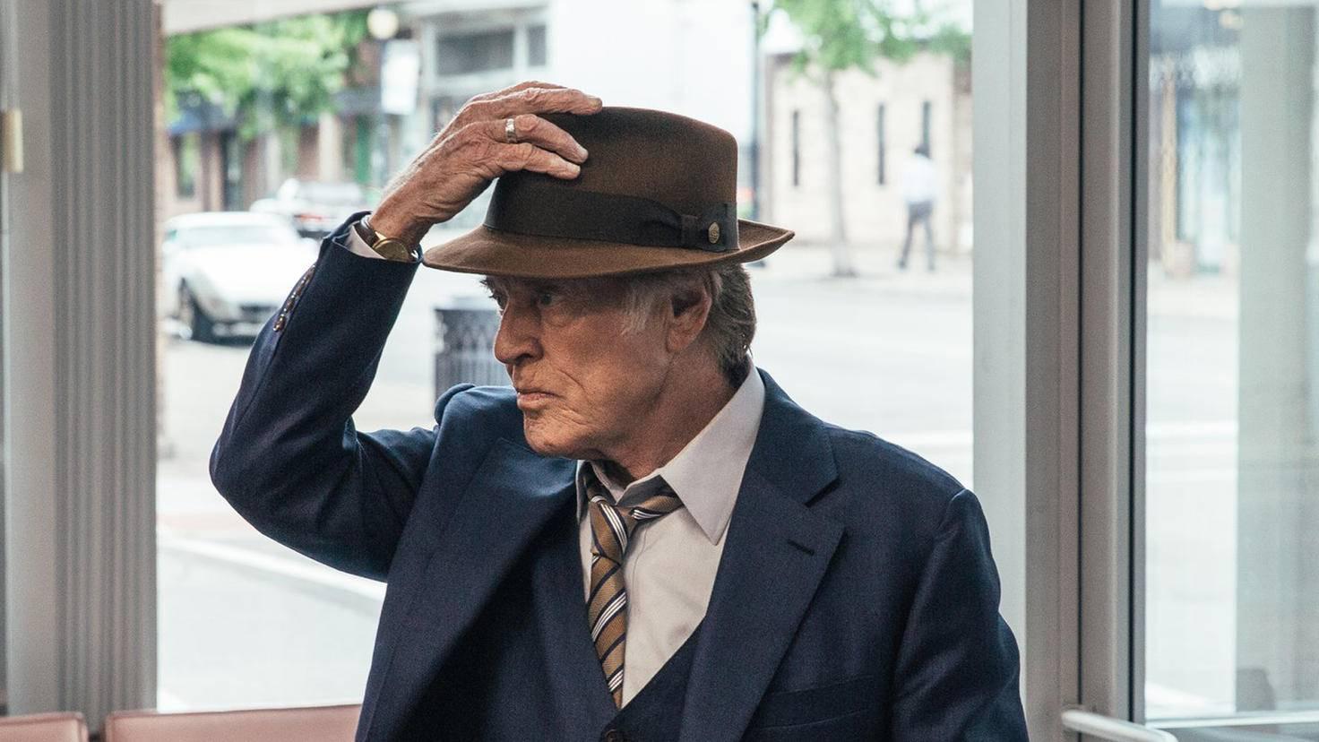 Tucker (Robert Redford) ist ein Gentleman von Kopf bis Fuß.