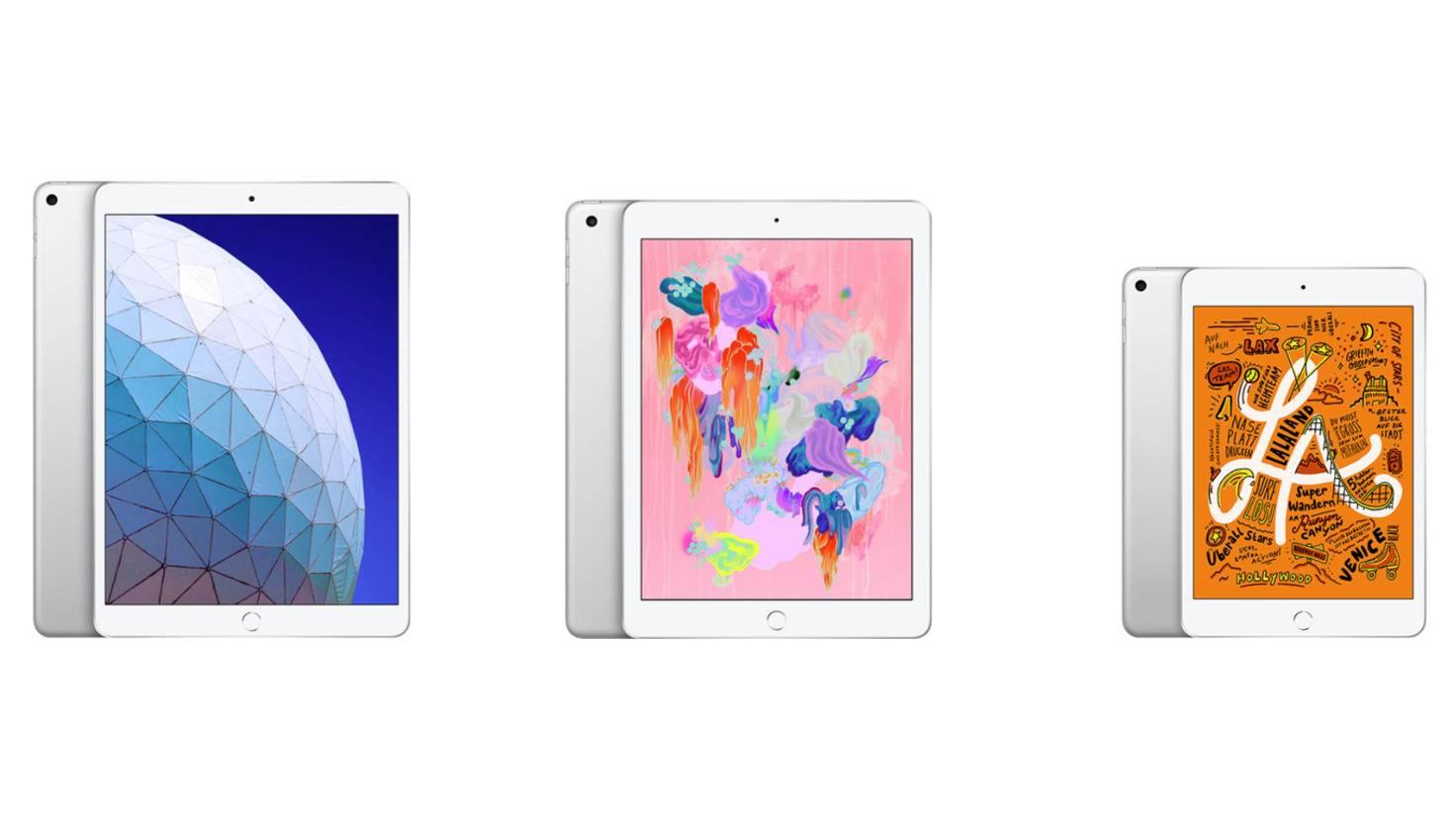 Apple-iPads-2019