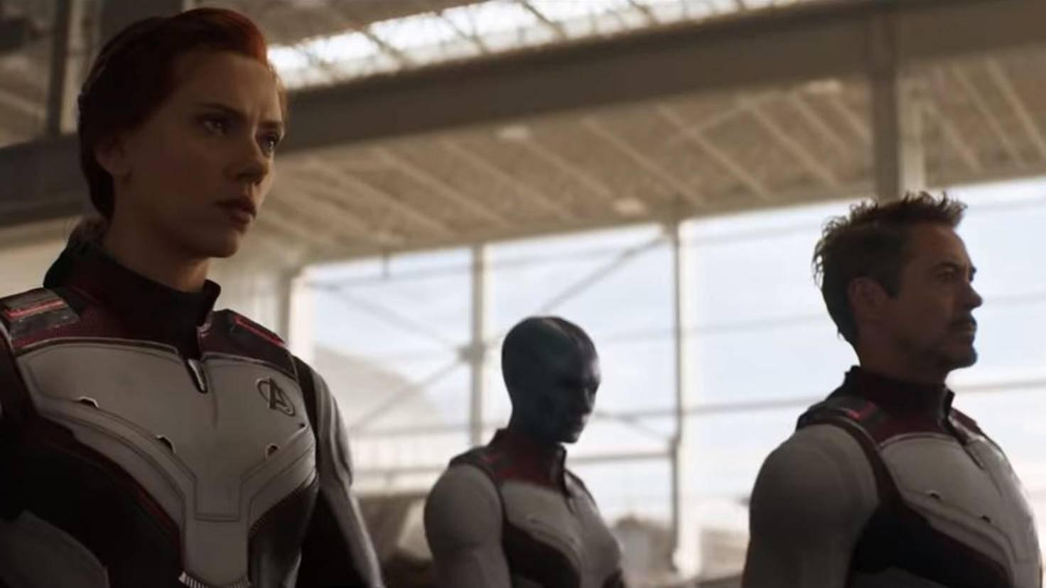 Avengers Endgame Trailer Avengers-Anzüge Marvel Deutschland