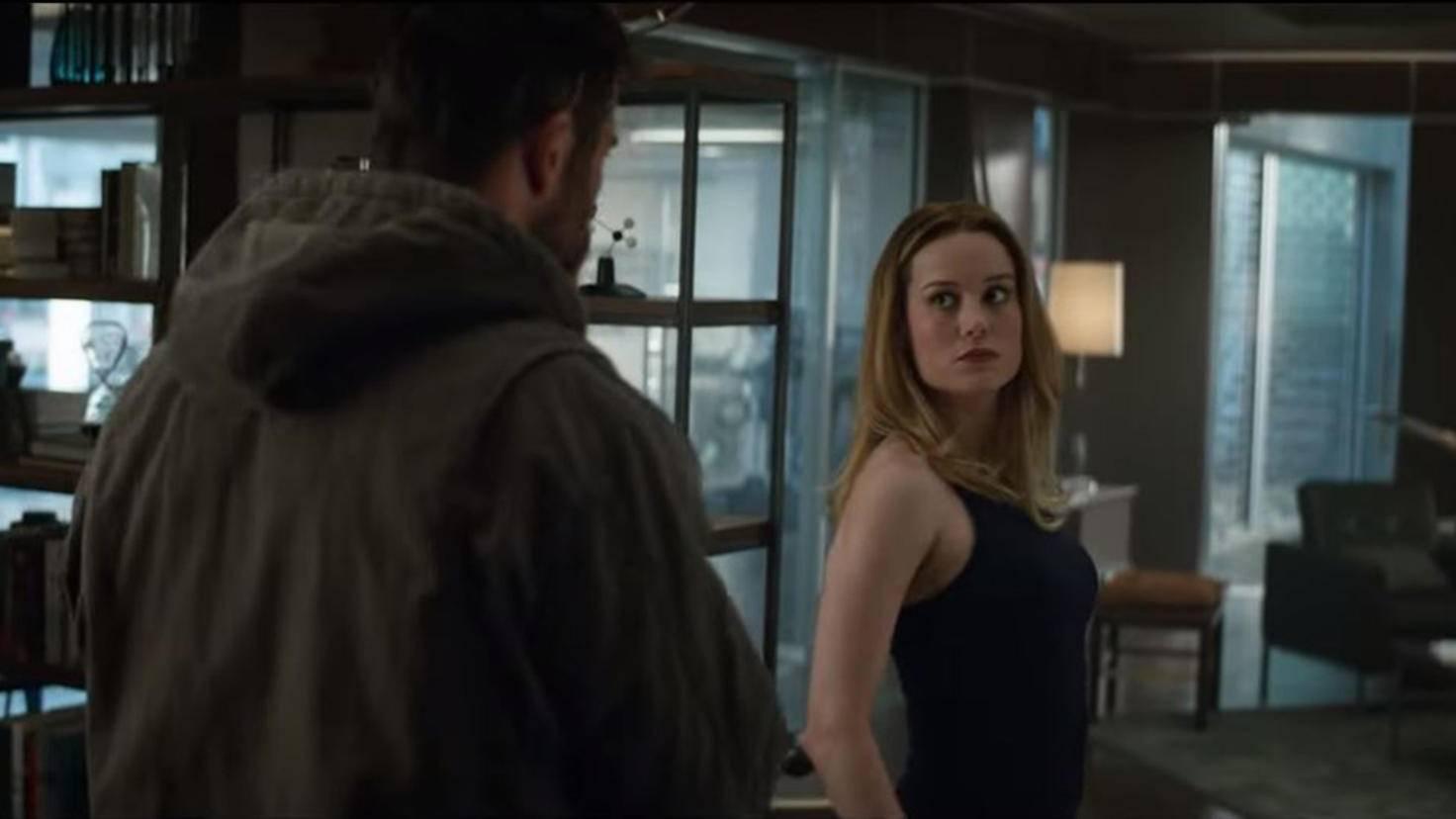 Avengers Endgame Trailer Captain Marvel Marvel Deutschland