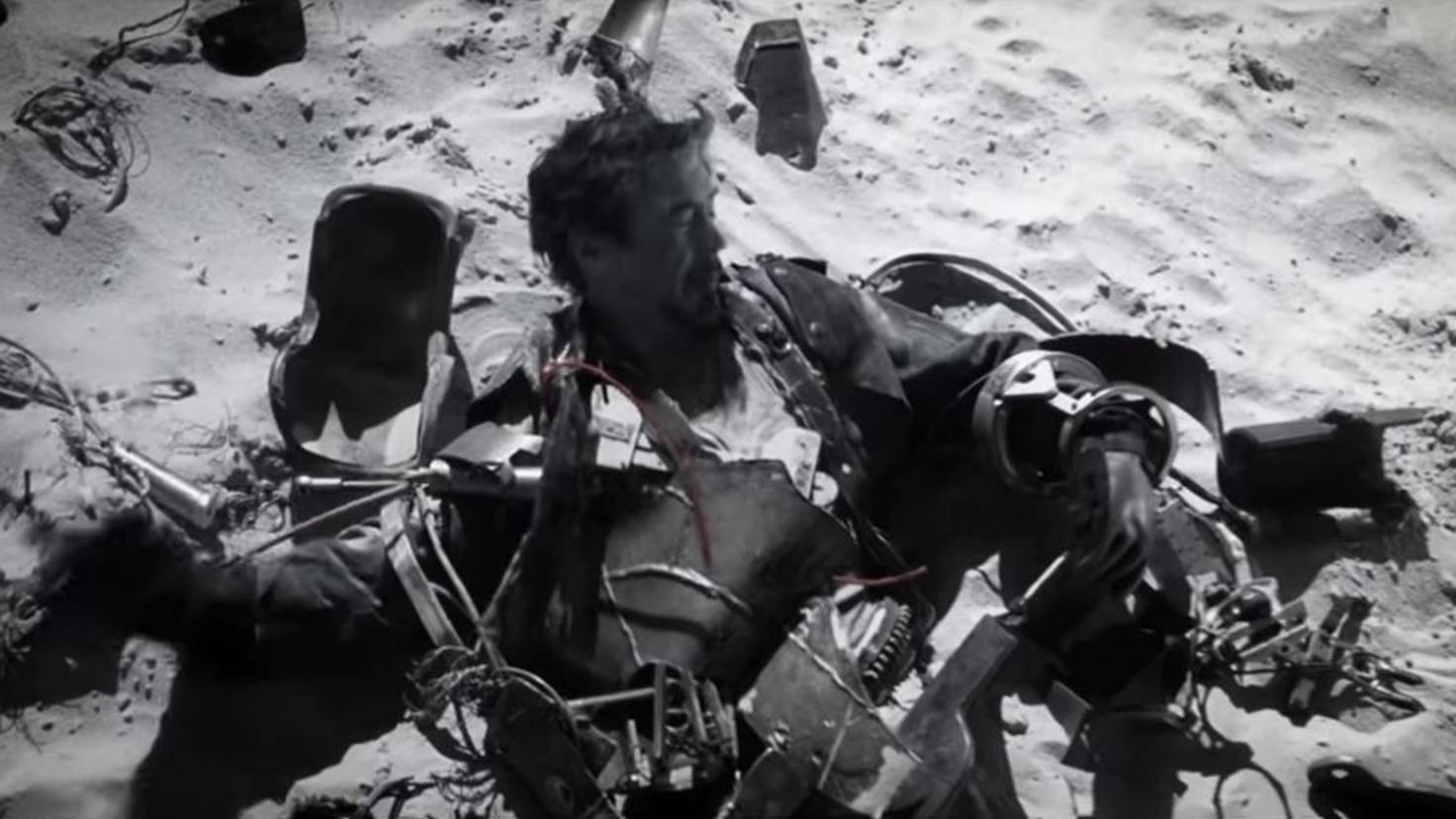 Avengers Endgame Trailer Flashback