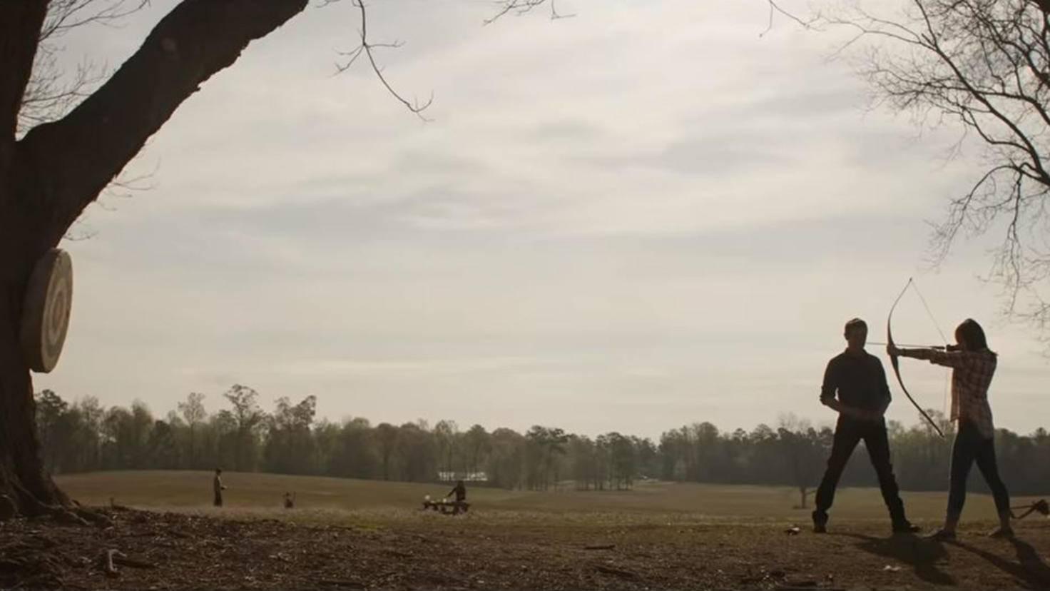Avengers Endgame Trailer Hawkeye mit Familie