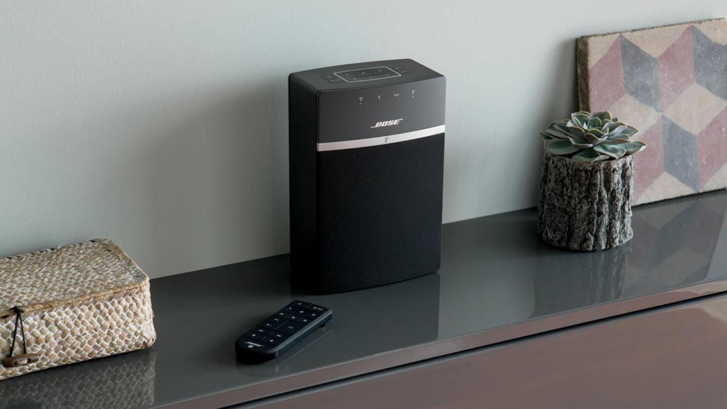 Ebenfalls kompatibel ist der Lautsprecher Bose SoundTouch.