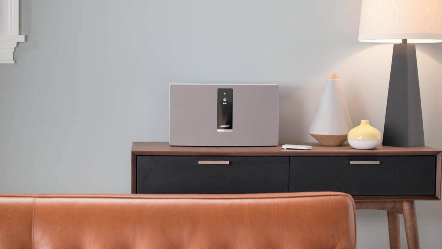 Boses Premium-Pendant nennt sich SoundTouch 30.