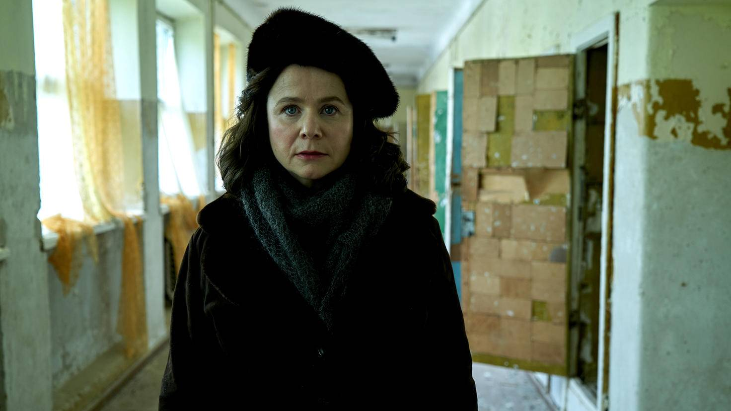 Emily Watson spielt Kernphysikerin Ulana Khomyuk.