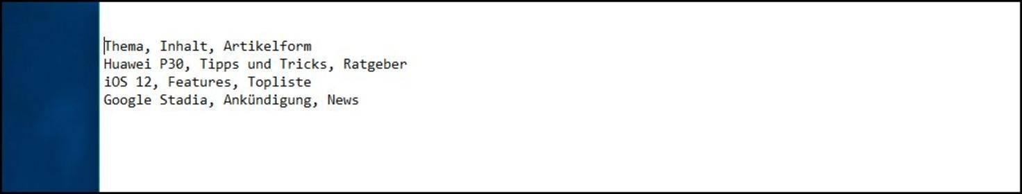 CSV-Datei-Beispiel