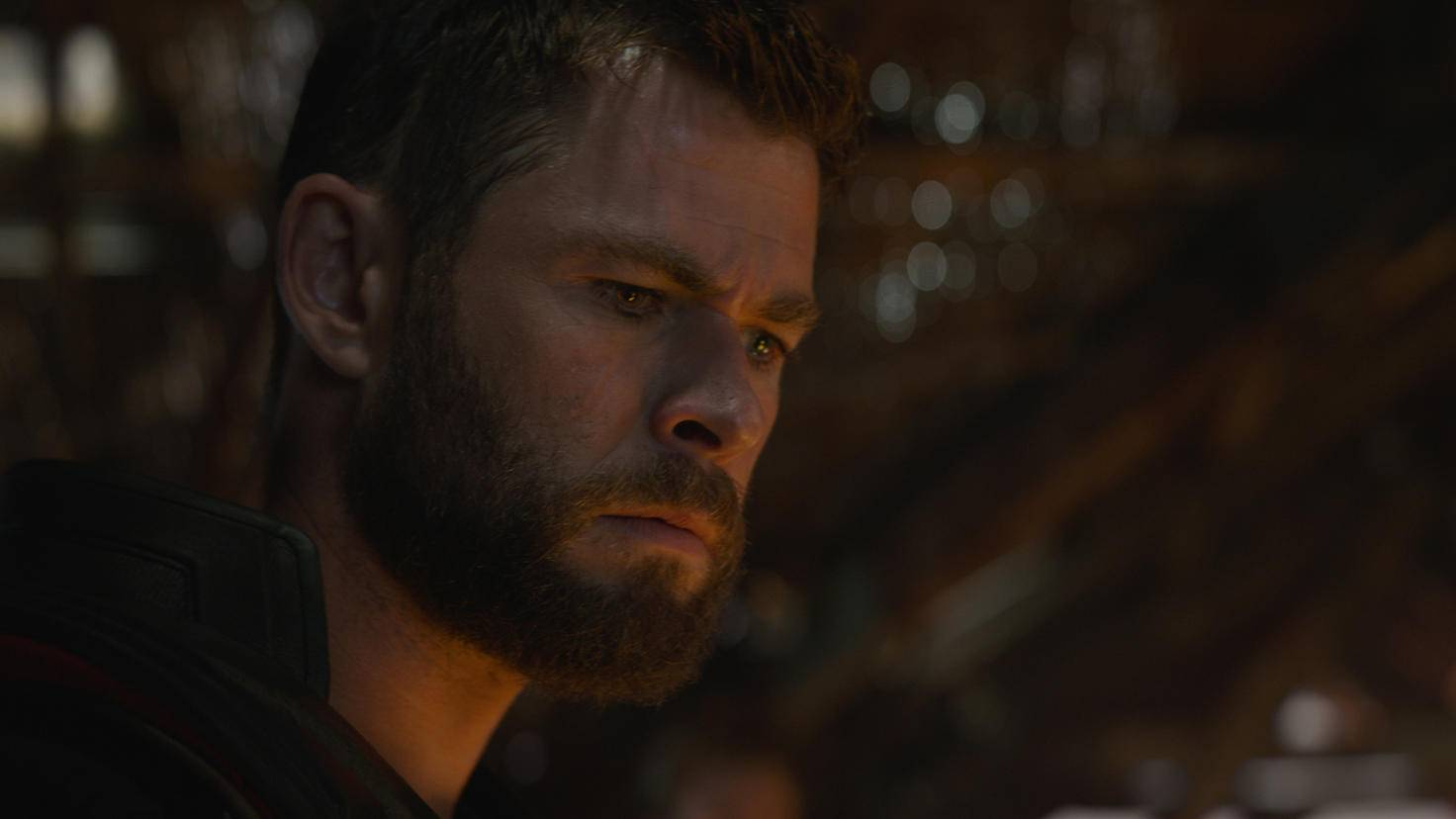Nicht nur Thor (Chris Hemsworth), ...