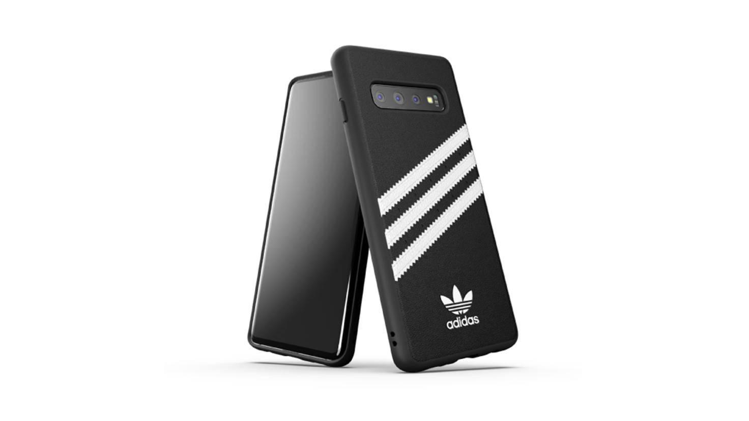 Galaxy S10 Cover Adidas