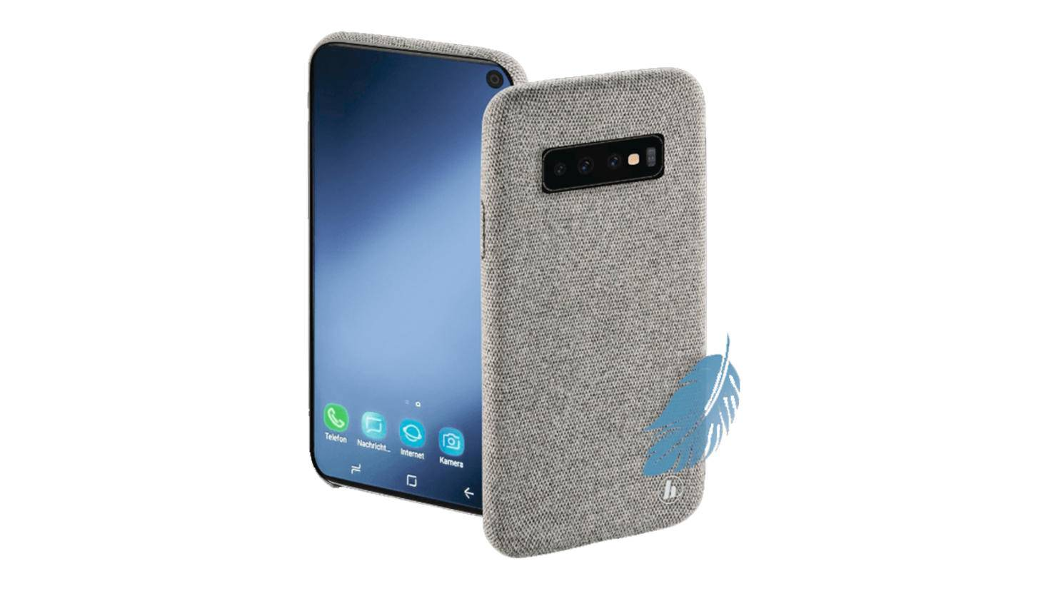 Galaxy S10 Cover Hama Cozy