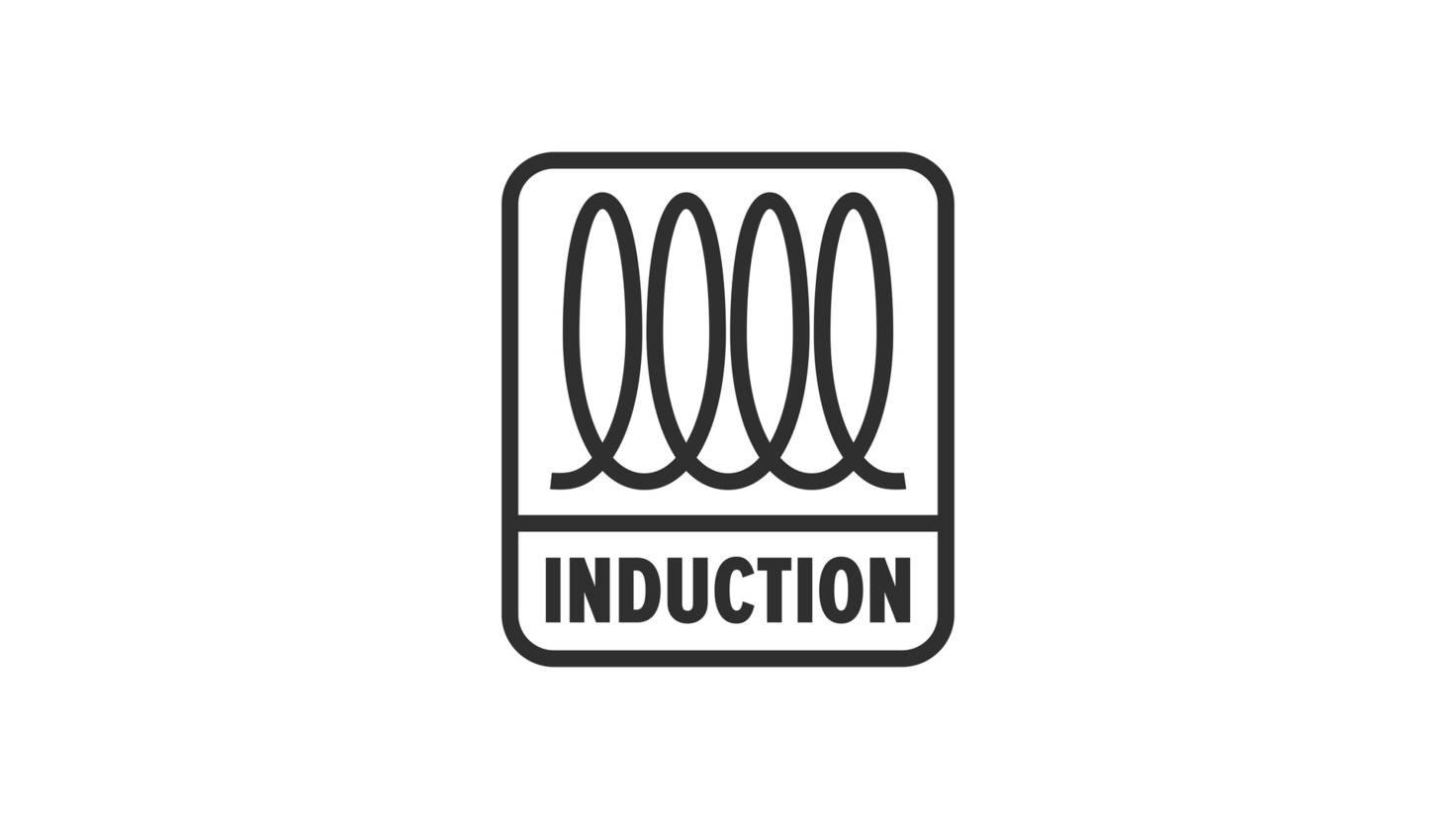 Induktion-Wendel-Symbol