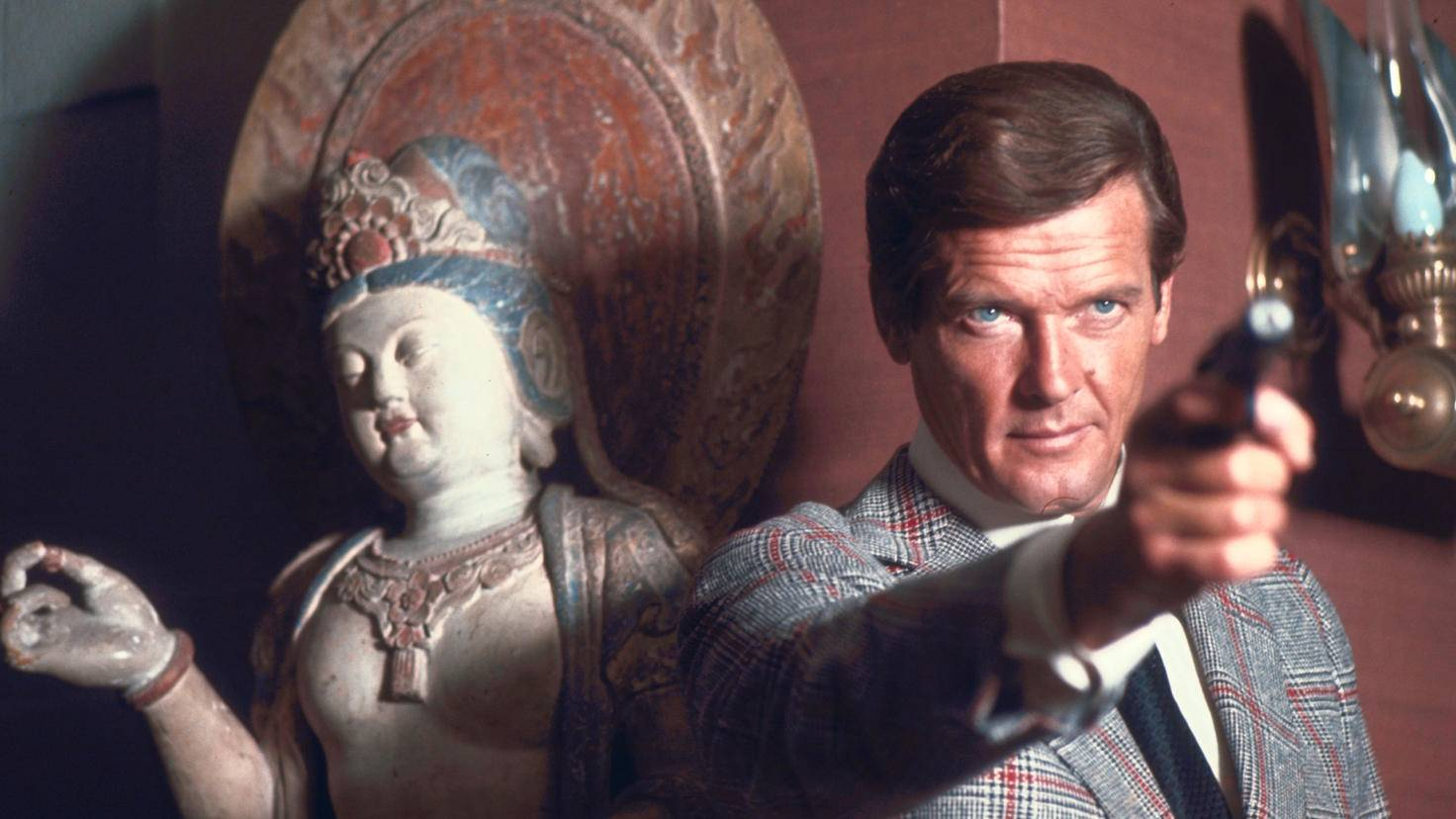 James Bond Der Mann mit dem goldenen Colt roger moore