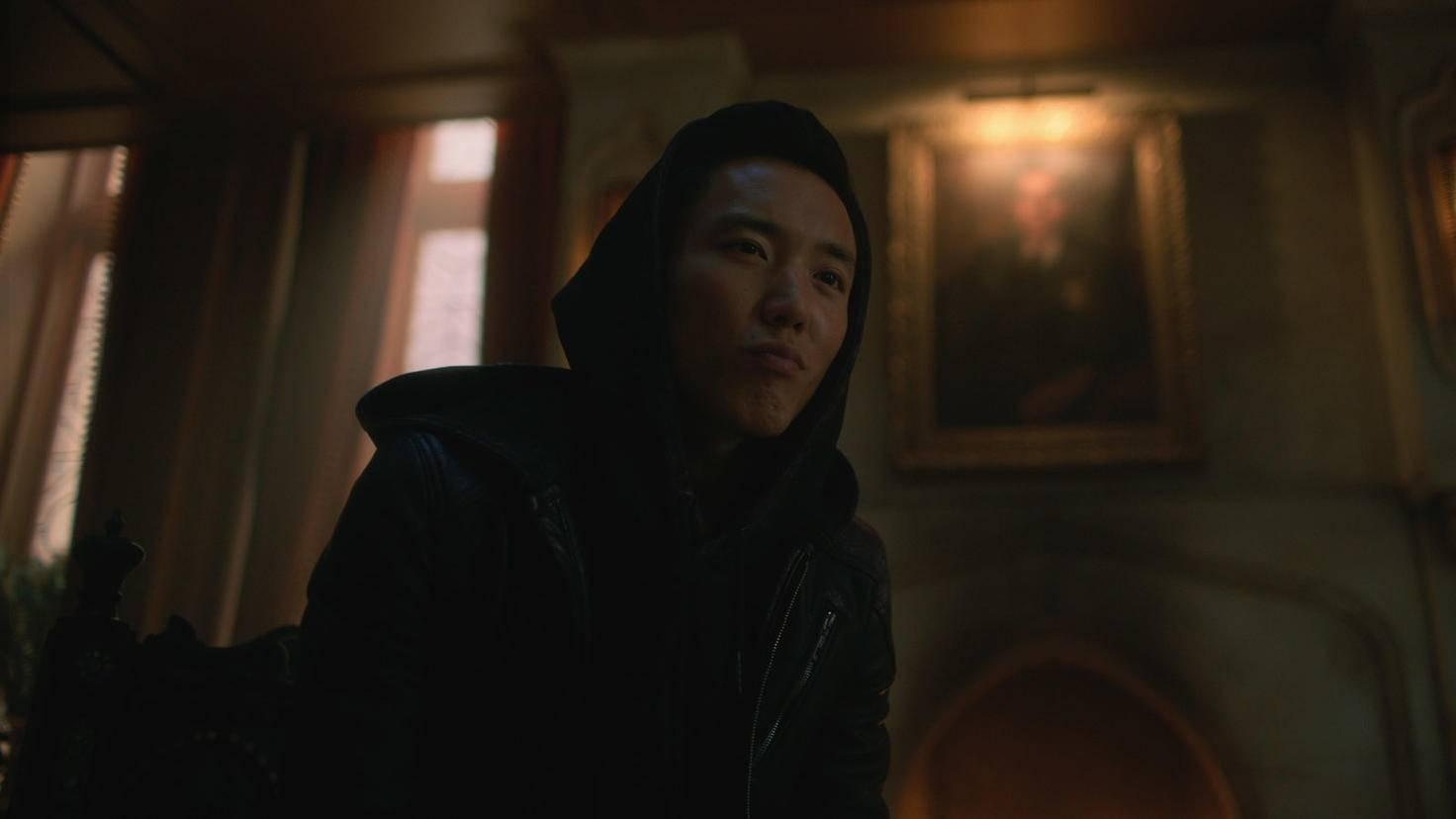 Justin H. Min als Ben in The Umbrella Academy