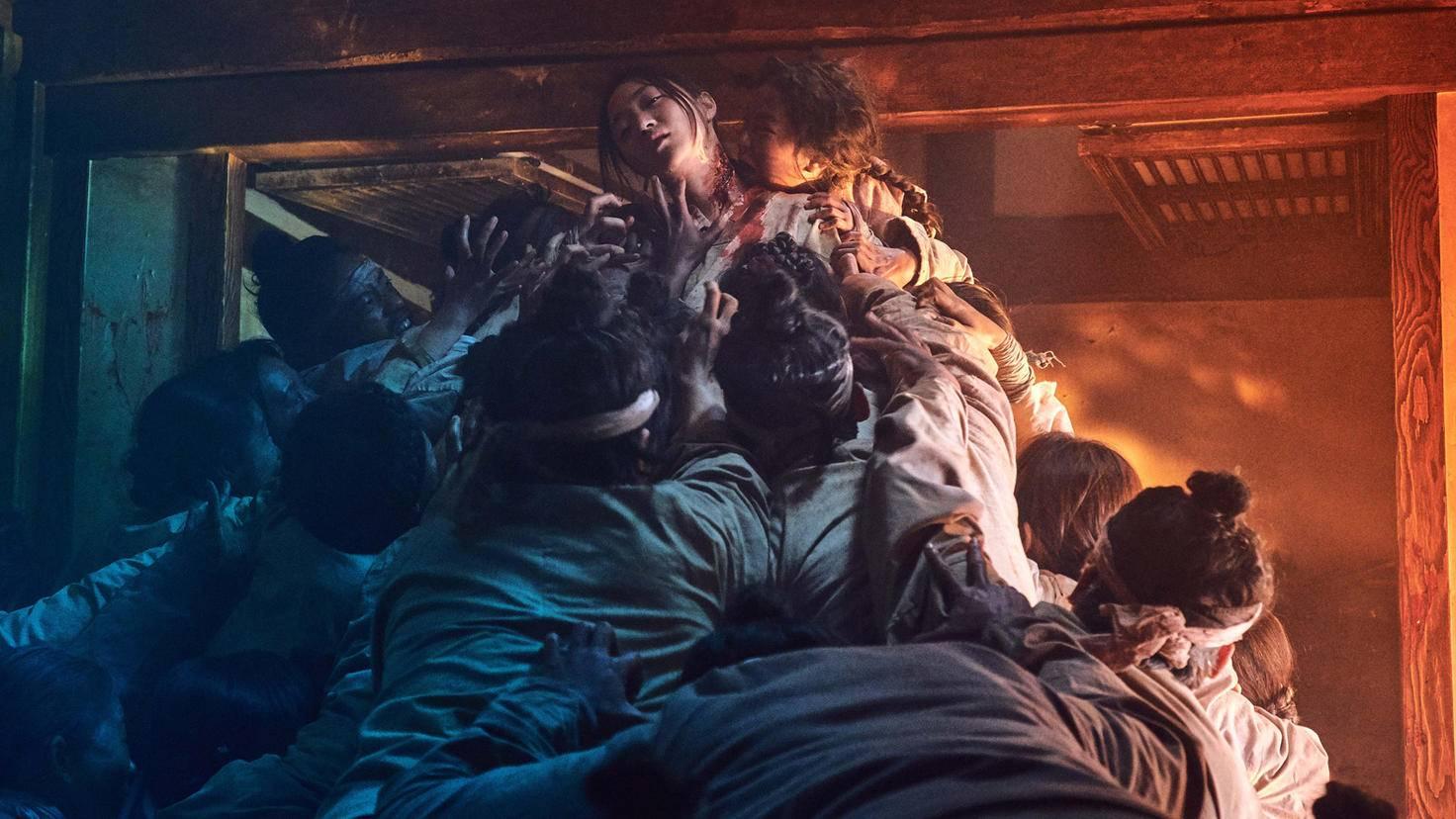 Selbst die blutigen Szenen fallen in der südkoreanischen Zombie-Serie gleich ein bisschen sehenswerter aus.