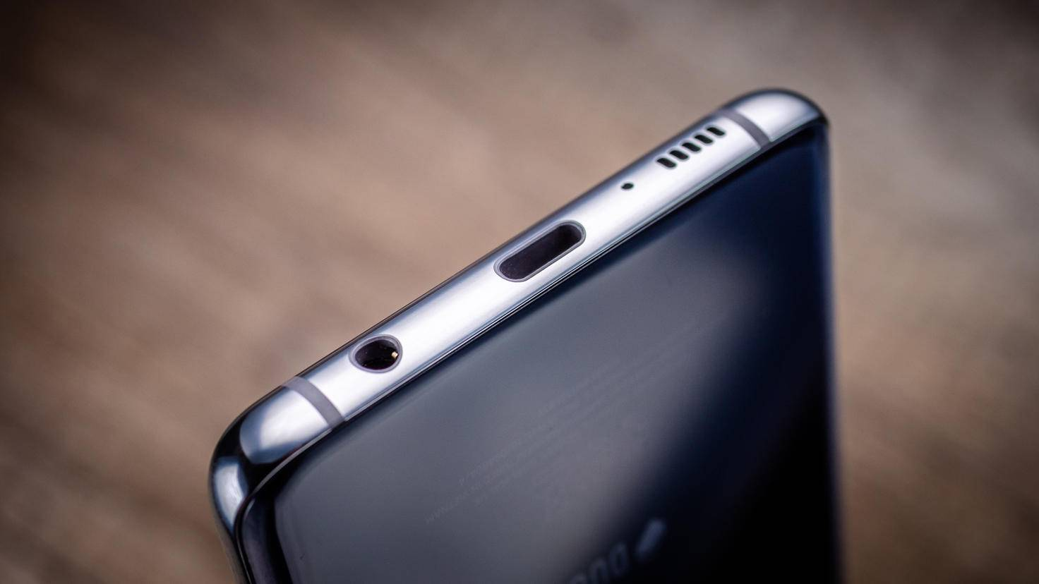 Samsung-Galaxy-S10-TURN-ON-Klinke