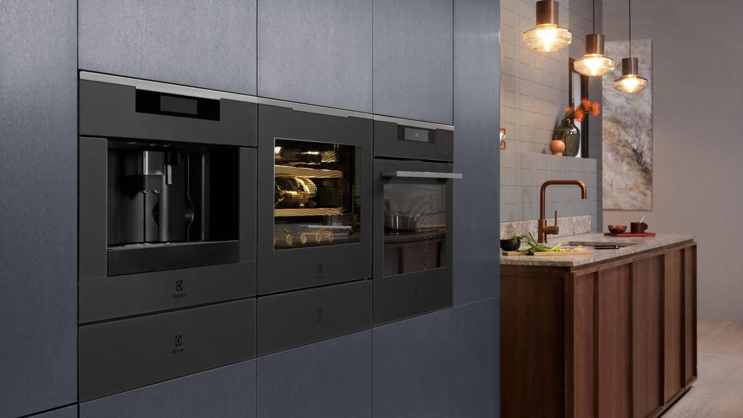 Smarter Ofen SteamPro-Electrolux