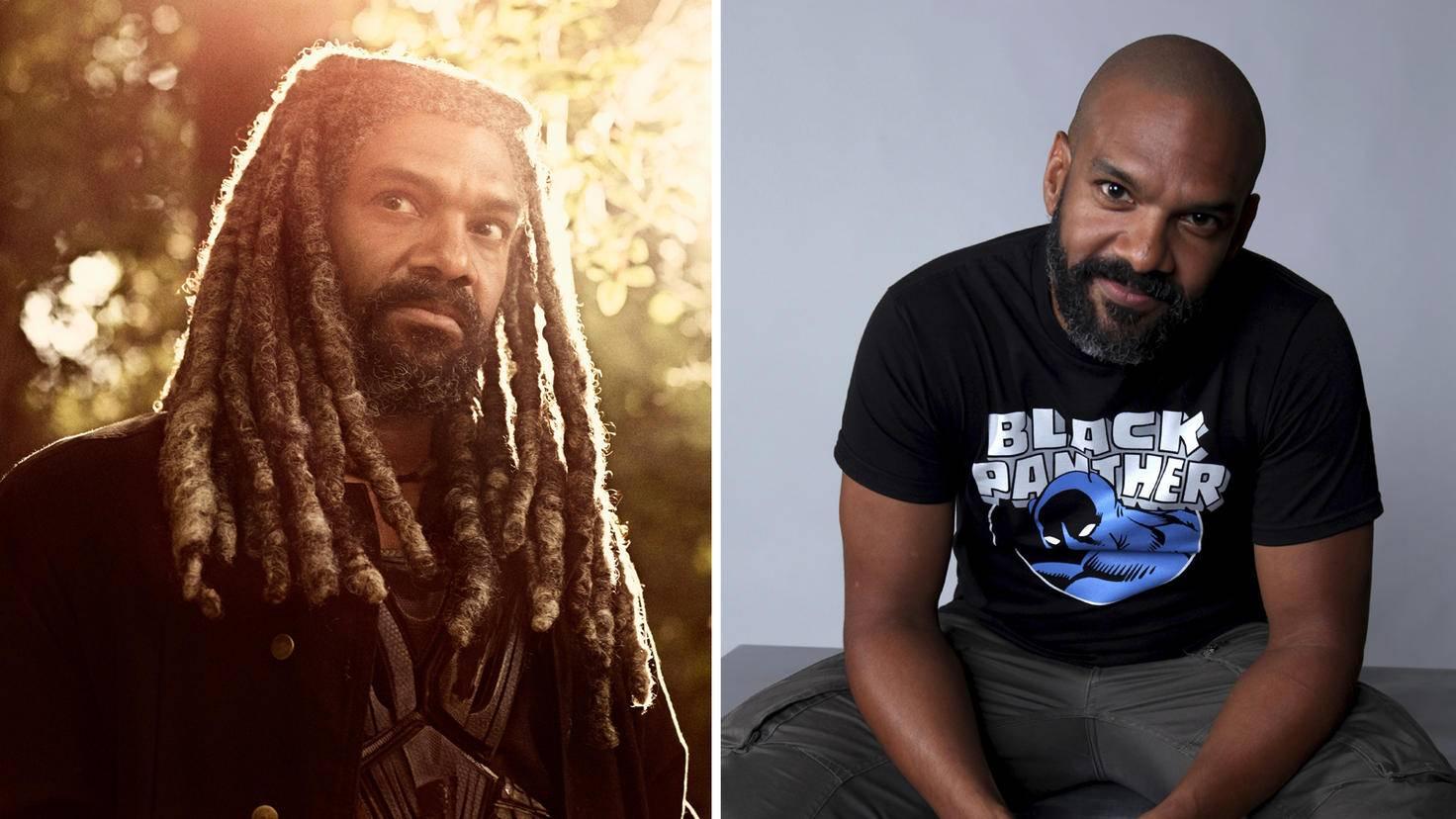 The Walking Dead-S09-Ezekiel-Victoria Will-AMC-Khary Payton-picture alliance AP Photo-106736071