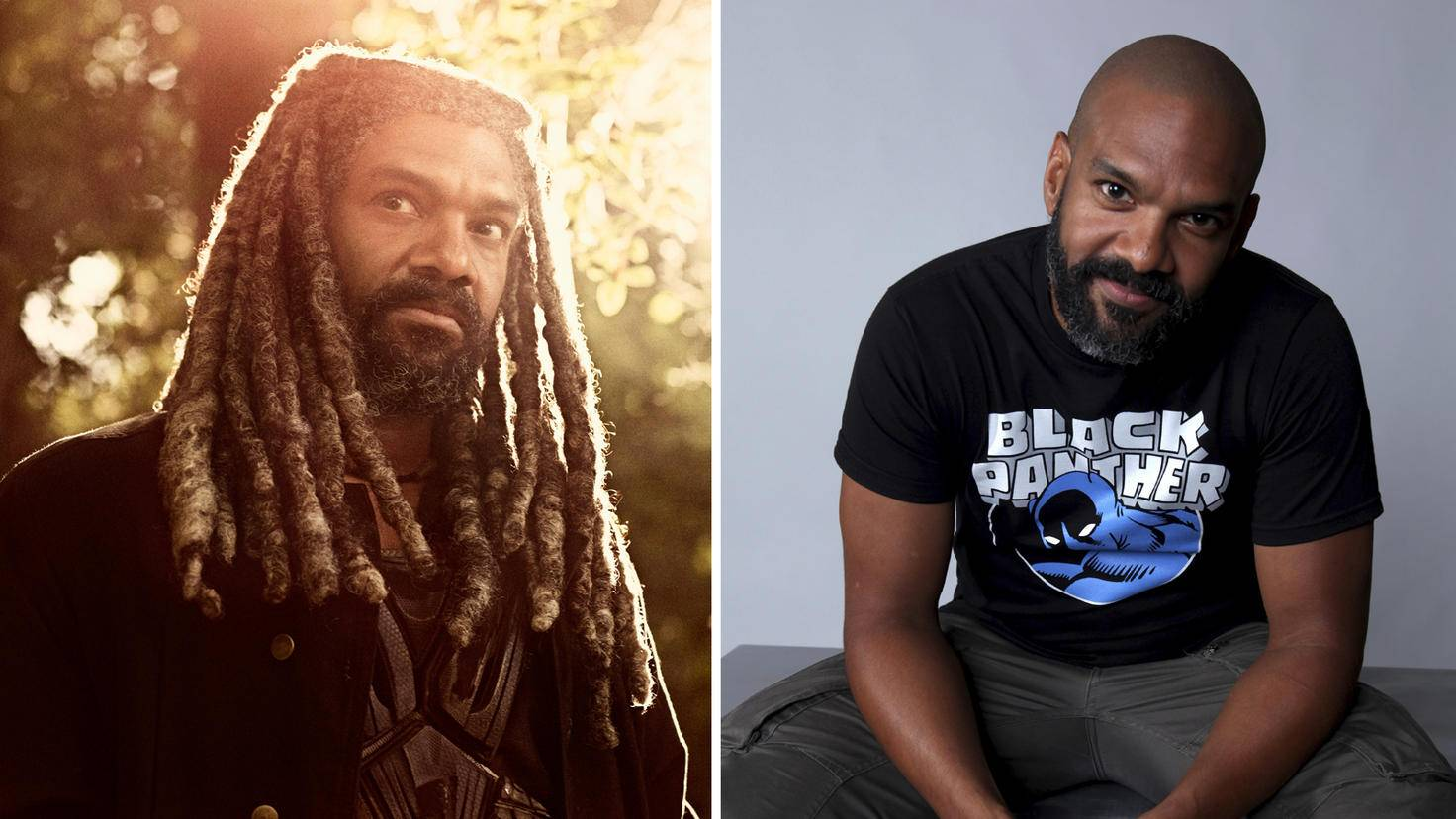 The Walking Dead-S09-Ezekiel-Victoria Will-AMC-Khary Payton-picture alliance AP Photo-106736071