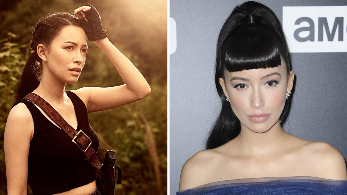 The Walking Dead-S09-Rosita-Victoria Will-AMC-Christian Serratos-picture allianceEverett Collection-109760012