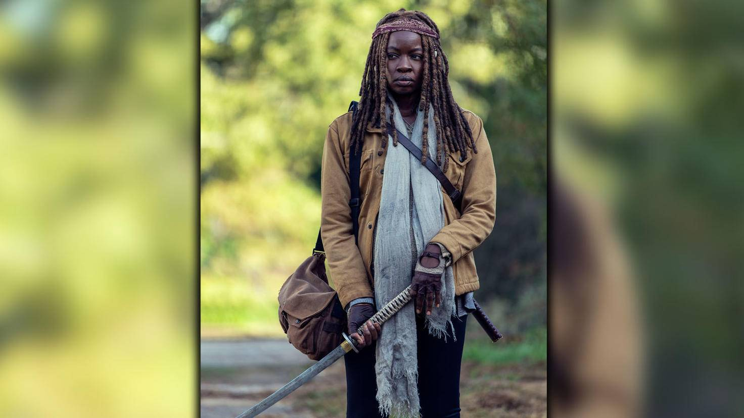 The Walking Dead-S09E14-Michonne-Gene Page-AMC-3