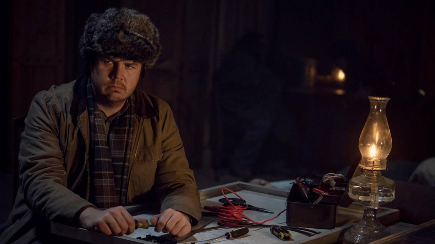 The Walking Dead-S09E16-Eugene-Gene Page-AMC