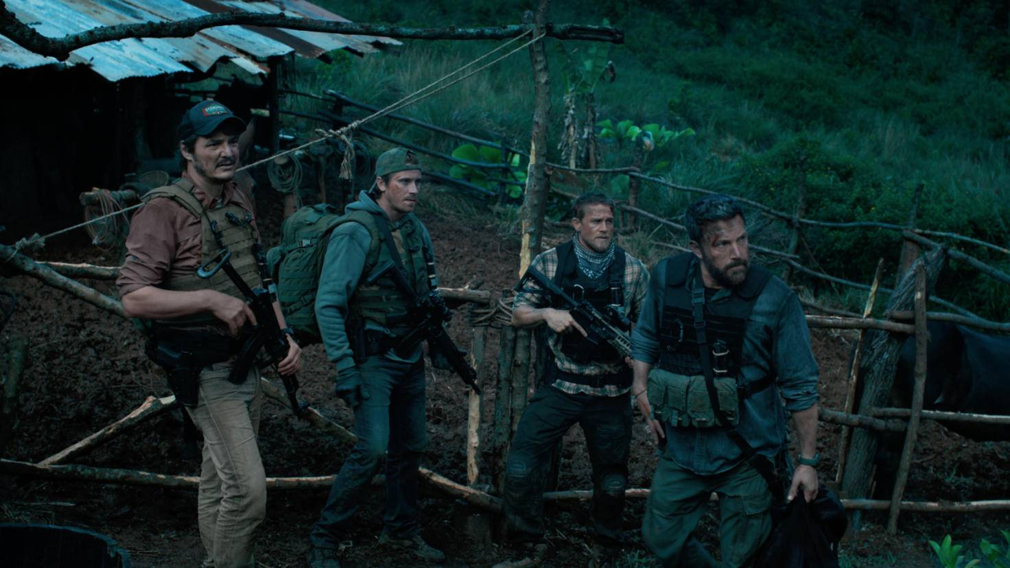 triple frontier - photo #2